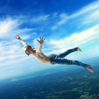 Stuck in free fall...
